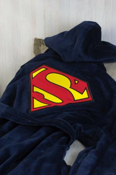 Халат Супермен для домашнего героя